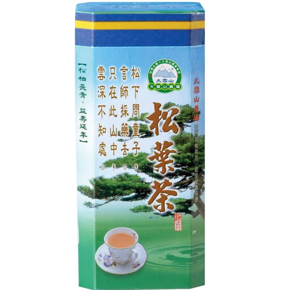 大雪山農場 松葉茶(買1大瓶送2小瓶)