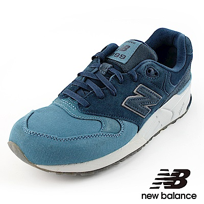 NEWBALANC999運動鞋男女ML999WXC藍灰