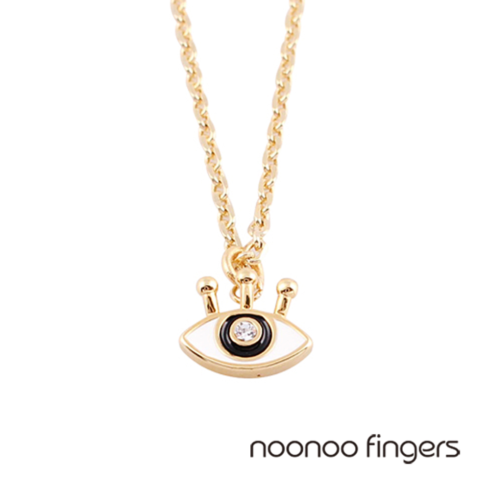 Noonoo Fingers Nun Necklace 埃及努恩水神 項鍊