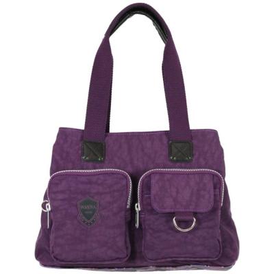 薇娜 WAYNA - 防水手提包側背包兩用包 EV-8963-紫