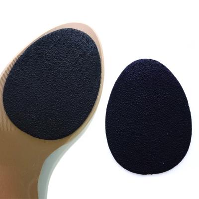 足的美形  橡膠鞋底防滑貼(黑色)(10雙)