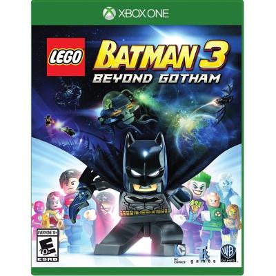 樂高蝙蝠俠 3:飛越高譚市 LEGO Batman 3-XBOX ONE英文美版