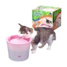 日本GEX 全貓用 活水過濾 循環淨水飲水器 2.3L