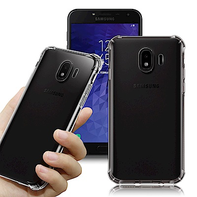 CITY SAMSUNG Galaxy J4  軍規5D防摔手機殼