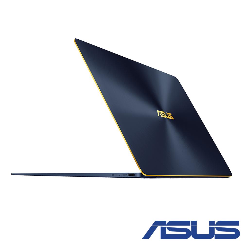ASUS UX390 12吋輕薄筆電i5-7200U 512G 8G FHD皇家藍