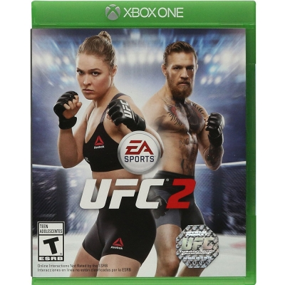 UFC 2 終極格鬥王者 2 - XBOX ONE 英文美版