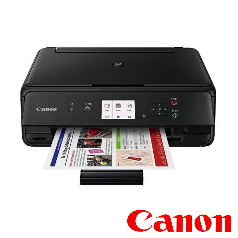 Canon PIXMA TS5070 三合一多功能相片Wi-Fi複合機(黑)