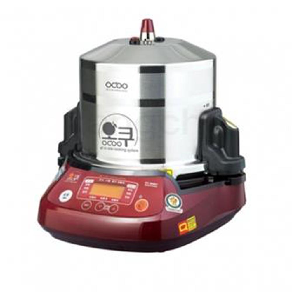 【購物台熱銷款】 OCOO 韓國原裝 奧庫萬用養生食補健康鍋OC-888RT