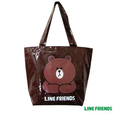 【LINE FRIENDS】熊大輕質造型萬用袋(LI_5494)