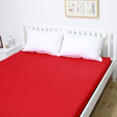 IDENG 釋壓記憶床墊(厚6cm)-單人3尺-紅