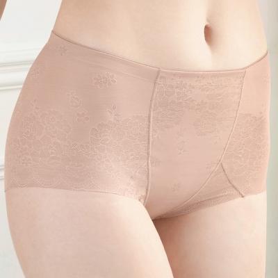 華歌爾 美姿褲系列64-82高腰三角修飾褲(粉妝膚)