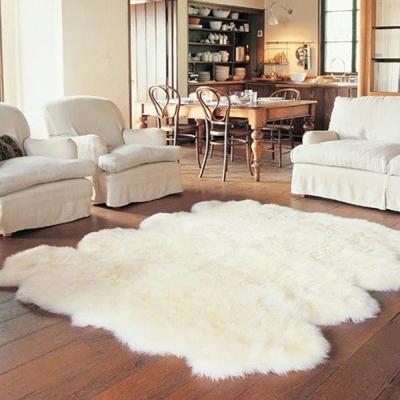 范登伯格 - 澳洲五星級羊毛皮 (八拼 - 190 x 185cm)