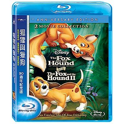 狐狸與獵狗 30週年紀念版  藍光 BD