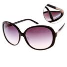 JILL STUART太陽眼鏡 時尚大框/黑#JS20013 C01