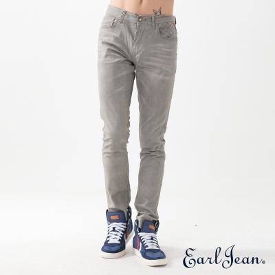 Earl Jean 3D印染休閒色褲-中灰-男