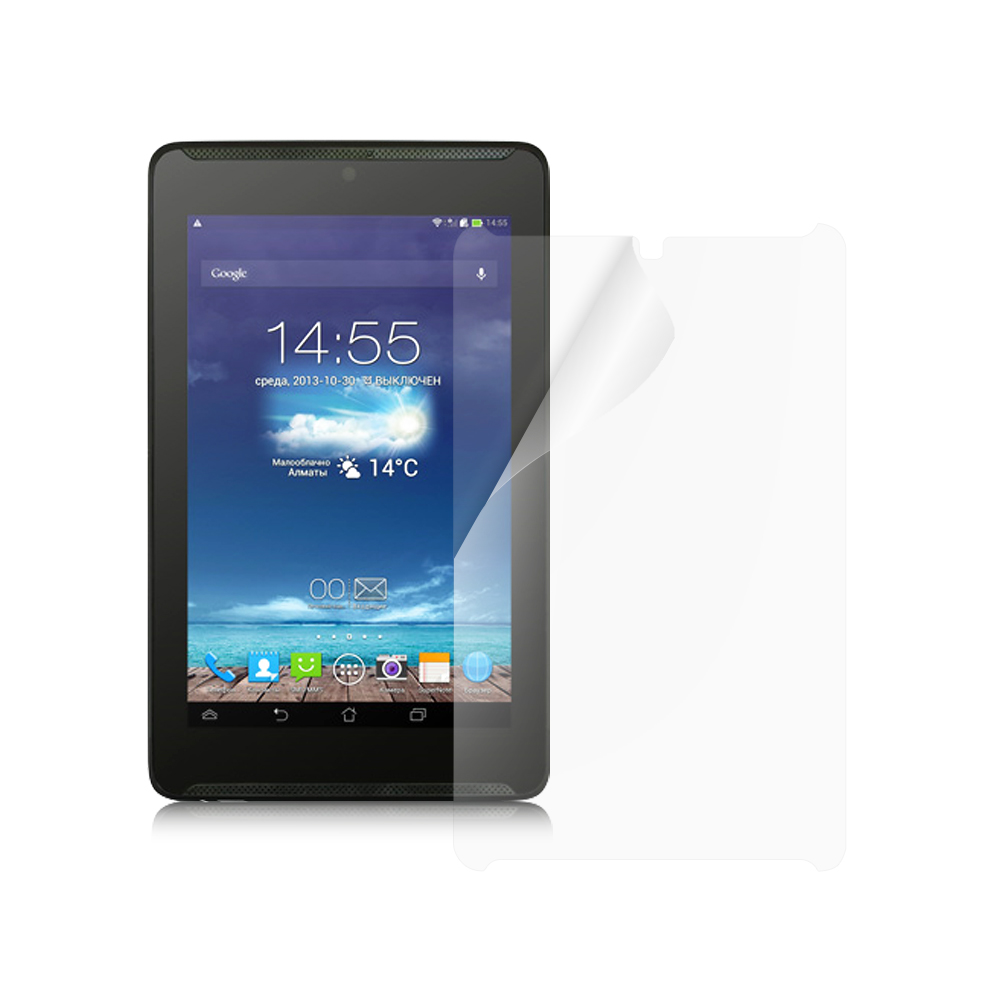 魔力 ASUS FonePad 7 ME372 ME372CG 高透光抗刮螢幕保護貼 @ Y!購物