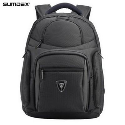 【SUMDEX】PON-396BK X-sac 航遠商旅背包17吋+iPad