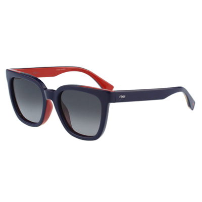 FENDI-時尚太陽眼鏡(藍色)