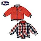 chicco-小小賽車手-雙面外套-紅(12-24個月)