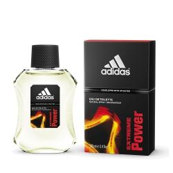 Adidas 愛迪達EXTREME POWER 極致動力男性淡香水100ml