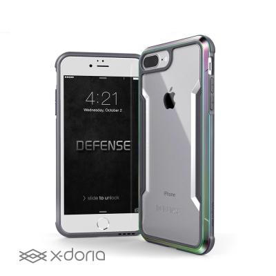 X-Doria iPhone 7/8 plus 刀鋒極盾系列防摔手機殼 - 繽紛...