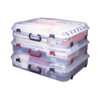 手提式收納箱三入組