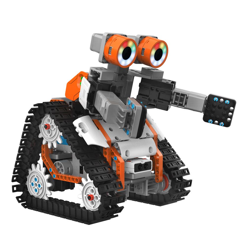 UBTECH Jimu積木機器人 Astrobot星際探險