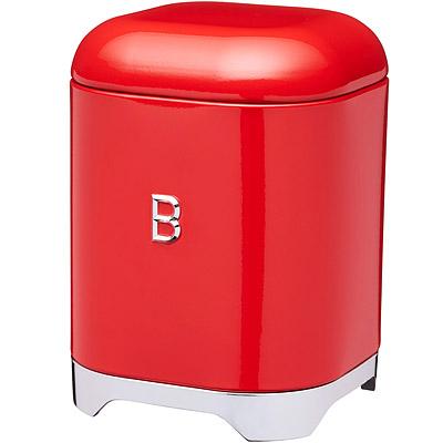KitchenCraft Lovello餅乾收納罐(紅)