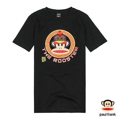 Paul Frank-「雞年限定」紀念T恤-黑