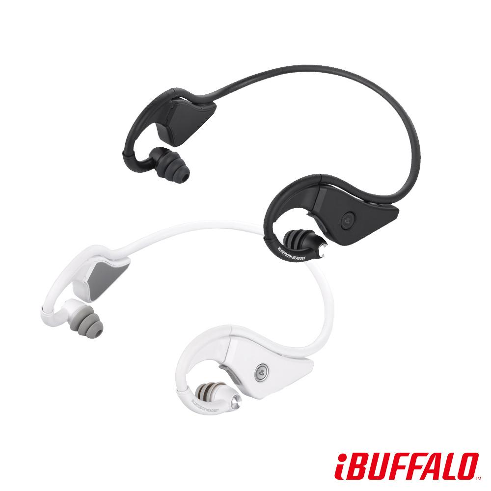 Buffalo 運動型防水藍牙耳麥(BT3.0)