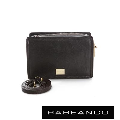 RABEANCO-心系列幸福方塊包-深咖