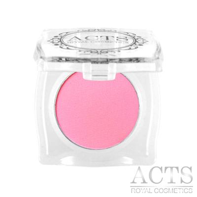 ACTS維詩彩妝 霧面純色眼影 粉紅A101