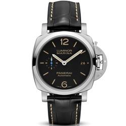 PANERAI 沛納海 PAM01392 LUMINOR 1950自動上鍊腕錶-42mm