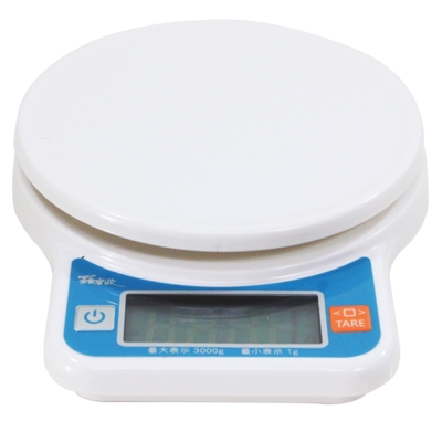 OMAX烘焙料理液晶電子秤209-1入