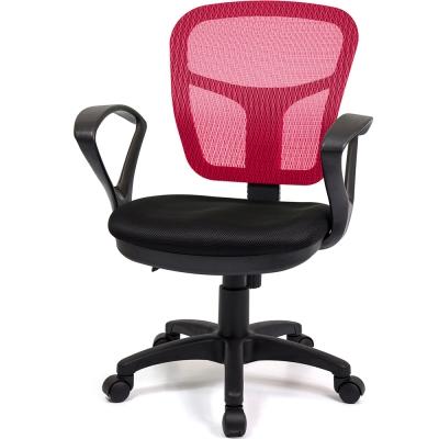aaronation愛倫國度 小可愛系列雙扶手秘書椅 i-RS-170TGA