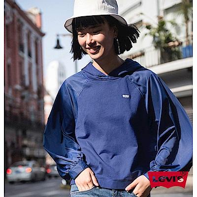 帽T 女裝 寬鬆袖子 - Levis