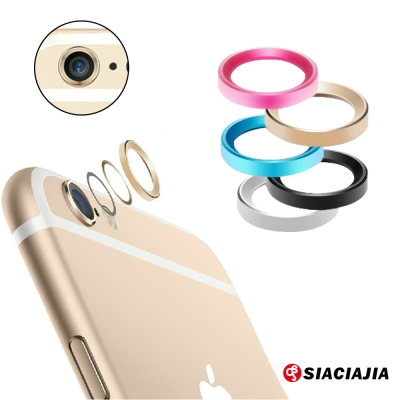 SCJ-iphone 6 plus / 6s plus 鏡頭保護圈/金屬圈/防刮...
