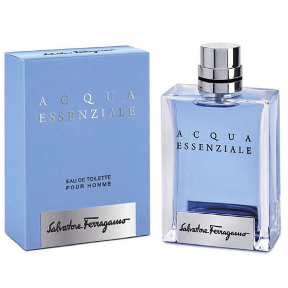 *Salvatore Ferragamo  蔚藍之水男性淡香水 5ml