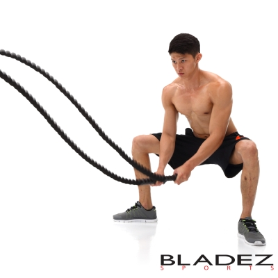 【BLADEZ】BR2-戰繩15L (Battling Ropes)
