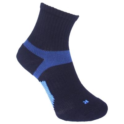 MIT 足弓加壓中筒氣墊襪 四雙 SE947