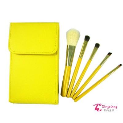 Xingxiang形向 金黃 5支刷具組 5-1