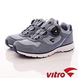 Vitro韓國專業運動品牌-modestep NEO-BOA健走鞋-水藍(男)