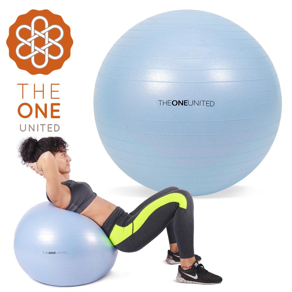 【The One】環保防爆瑜珈球65cm(附打氣筒)