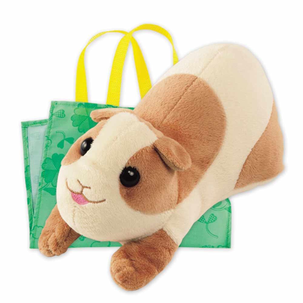 【People日本】生命感寵物寶貝-天竺鼠