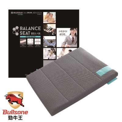 Bullsone-蜂巢凝膠健康坐墊-灰色(M號)