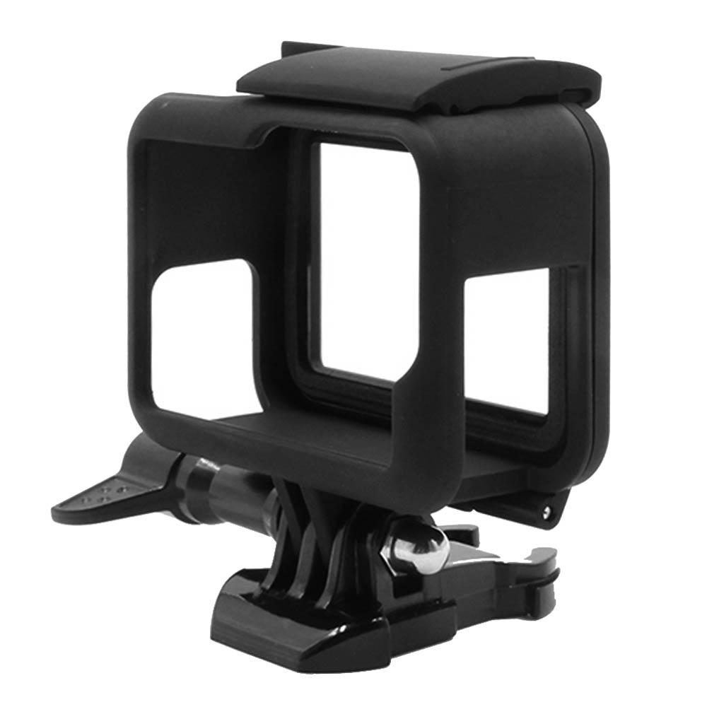 GoPro 副廠 HERO 5 保護框 可拆外框固定架 邊框(附活動基座)