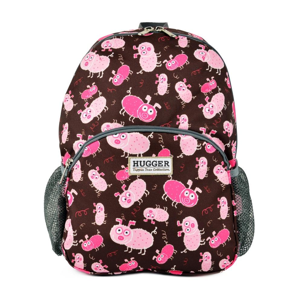英國Hugger時尚孩童背包-膽小豬