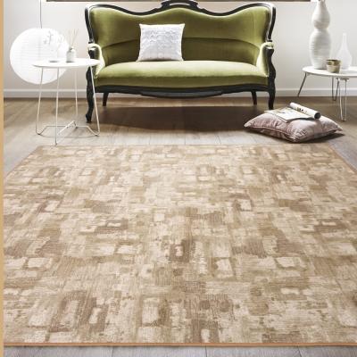范登伯格 - 朝暘 進口地毯-渲染 - 淺棕 (大款-200 x 290cm)
