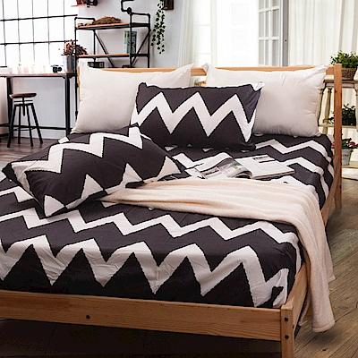 Carolan-伯尼斯 加大床包枕套組