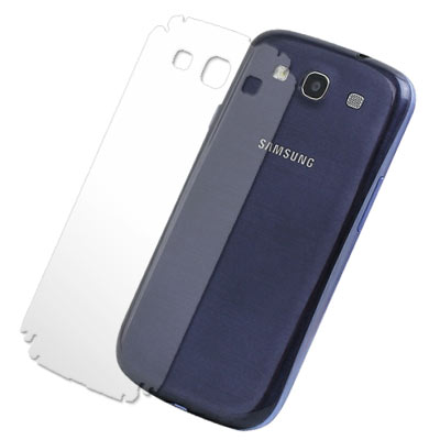 Samsung GALAXY S3 i9300 超透超顯影機身背膜(2入)